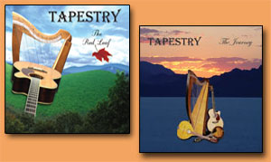 Harp and Acoustic Guitar Music by Tapestry