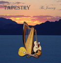 Tapestry (Harp and Acoustic Guitar) - The Journey CD