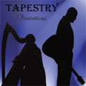 Tapestry (Harp and Acoustic Guitar) - Variations CD